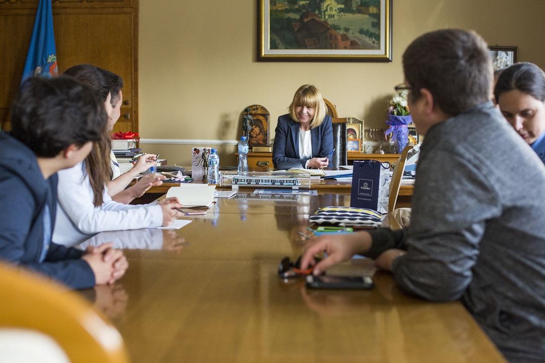 Среща на София Прайд 2018 с Йорданка Фандъкова